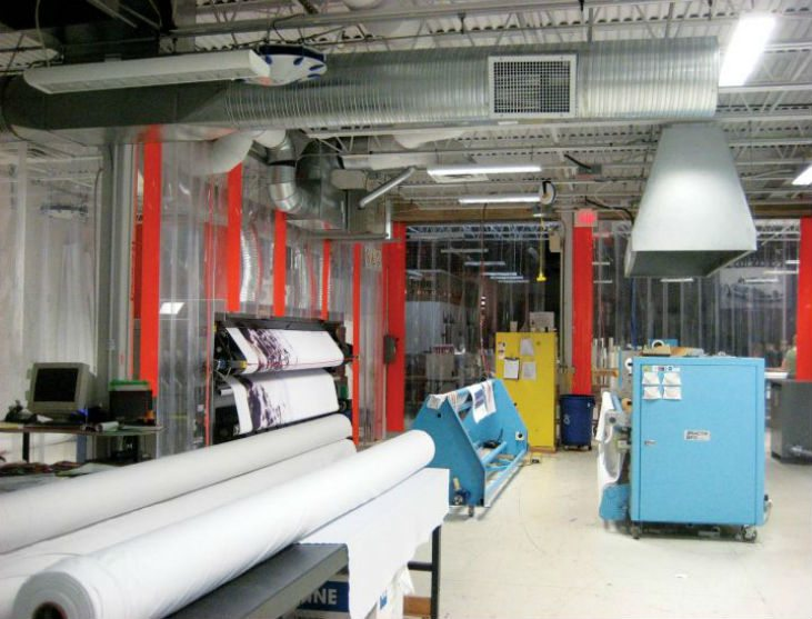 Supply and demand in fabrics industry