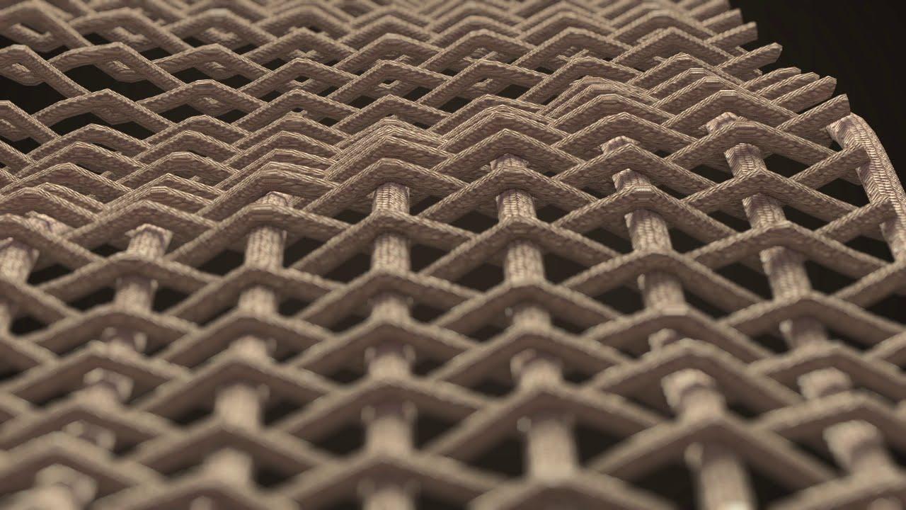 Fabric, Weaving
