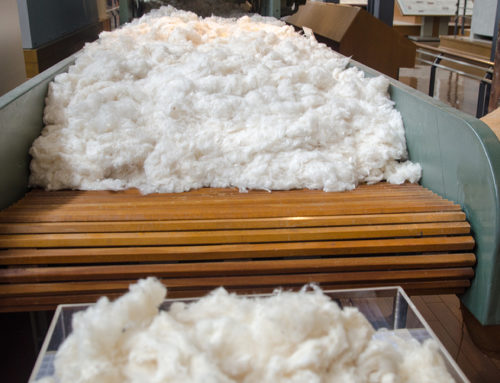 How Cotton Manufacturers Weave Cotton For Industry